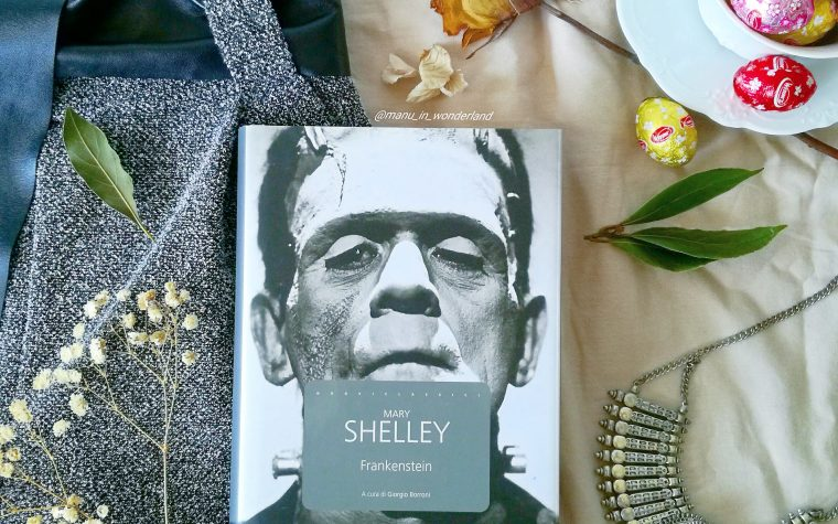 Frankenstein – Mary Shelley